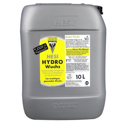 Hesi-Hydro-Grow-10L