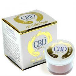 CBD Cure krém Gold 17% 1g