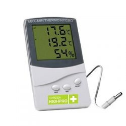 Garden High Pro Medium ThermoHygrometer